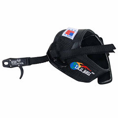 TRU BALL BUCKLE BC SCOUT RELEASE BLK-LG
