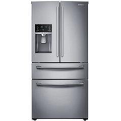 Samsung ENERGY STAR® 28.1 cu. ft. 4-Door French-Door Refrigerator