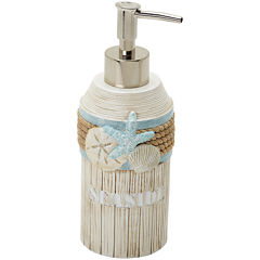 India Ink Seaside Serenity Soap Dispenser