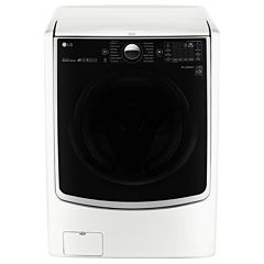 LG ENERGY STAR®  4.5 cu. ft. Mega Capacity TurboWash™ Washer with Steam™ Technology