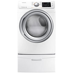 Samsung 7.5 Cu. Ft. Electric Dryer with Steam Dry