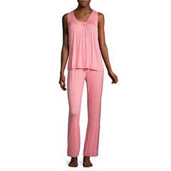 Rene Rofe 2-pc. Pattern Pant Pajama Set