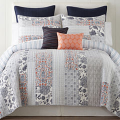 JCPenney Home Denton Euro Sham