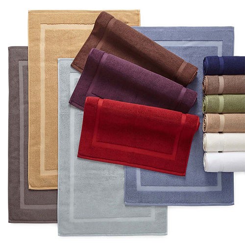 Royal Velvet 174 Luxury Egyptian Cotton Loops Tub Mat Lowest