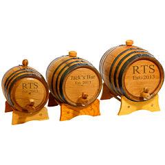 Cathy's Concepts Custom Bluegrass Mini Barrel
