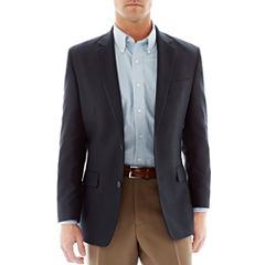 IZOD® Navy Blue Neat Sport Coat