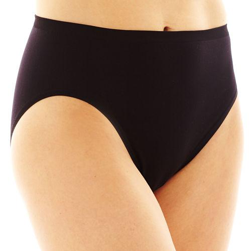 Vanity Fair® Tailored Seamless High-Cut Panties - 13211