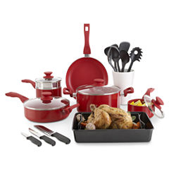 Philippe Richard® 21-pc. Aluminum Cookware Set