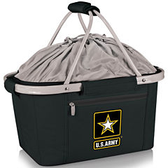 Picnic Time® U.S. Army® Metro Basket Collapsible Tote
