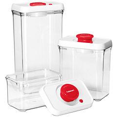 Cuisinart® 6-pc.  Vacuum Seal Canister Set
