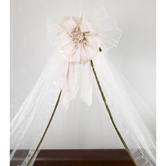 Cotton Tale Lollipops & Roses Net Canopy