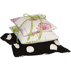 Cotton Tale Hottsie Dottsie 3-pc. Pillow Set