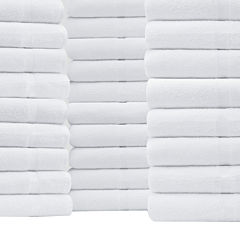 Dependability 120-Pc. 22x44 Bath Towel Set