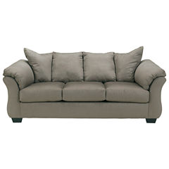 Signature Design by Ashley® Madeline Fabric Pad-Arm Sofa