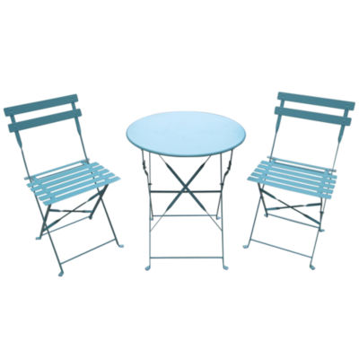 outdoor oasis bistro set