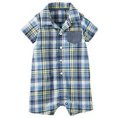 Carter'sShort Sleeve Romper - Baby
