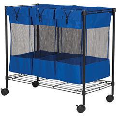 Household Essentials® Triple Storage Bin