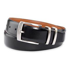 Van Heusen® Black Leather Belt