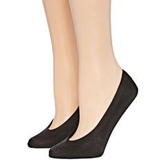 Mixit 2-pc. Liner Socks - Womens