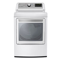 LG ENERGY STAR® 7.3 Cu.Ft. Super Capacity Electric Dryer