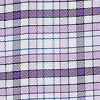 Purple Tonal Plaid