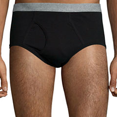 Stafford 6-pk. Full-Cut Briefs