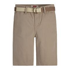 Levi's® Belted Beachcomber Shorts - Boys 8-20