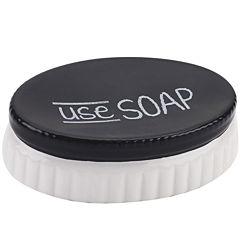 Avanti Chalk It Up Soap Dish