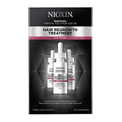 Nioxin® Hair Regrowth Treatment for Women, 90-Day Supply - 6 oz.
