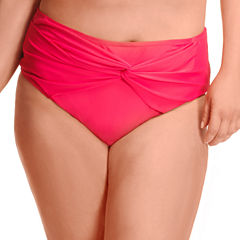 Paramour High Waist Swimsuit Bottom-Plus