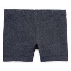 Okie Dokie Pull-On Shorts Baby Girls