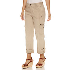 St. John's Bay Relaxed Fit Cargo Pants