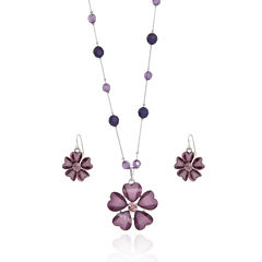 Mixit Womens Necklace Set
