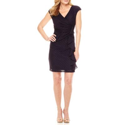 Nicole p black dress jc