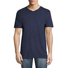 Decree Short Sleeve Crew Neck T-Shirt-Young Men