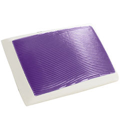 Comfort Revolution Wave Gel Memory Foam Pillow