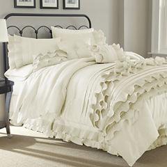8-pc.Ruffled Comforter Set Anastacia