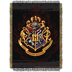 Harry Potter Gryffindor Crest Tapestry Throw