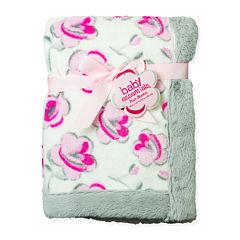 Baby Essentials® Floral Blanket