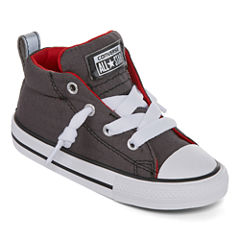 Converse® Chuck Taylor All Star Street Mid Boys Sneakers - Toddler