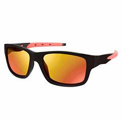 Xersion Retro Rectangle Sunglasses