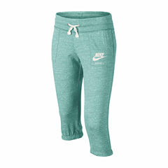 Nike Capri Leggings - Big Kid Girls