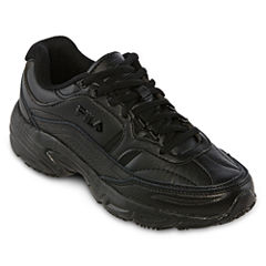 Fila® Memory Workshift Womens Slip-Resistant Athletic Shoes