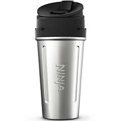 24 oz. Stainless Steel Nutri Ninja® Cup with Sip & Seal® Lid