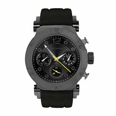 Rocawear Mens Black Strap Watch-Rm0213bk1-734