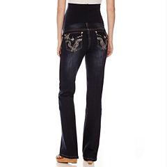 Tala Jeans Maternity Bling Boot Cut