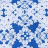 Blue White Lace