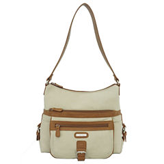 St. John's Bay Multi Flare Hobo Bag