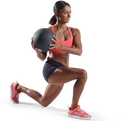 Pro-Form® 10-lb. Rubber Medicine Ball