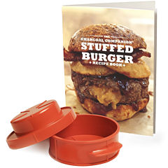 Charcoal Companion Stuff-a-Burger Press